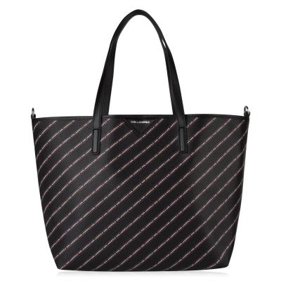 Geanta box Karl Lagerfeld Logo Shopper