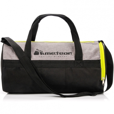 Geanta box Meteor Siggy 25L fitness gray-lime 74554