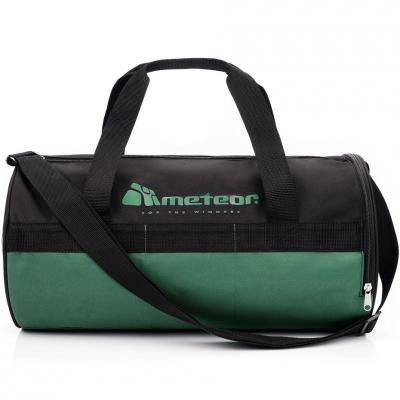 Geanta box Meteor Siggy 25L fitness black-green 74563