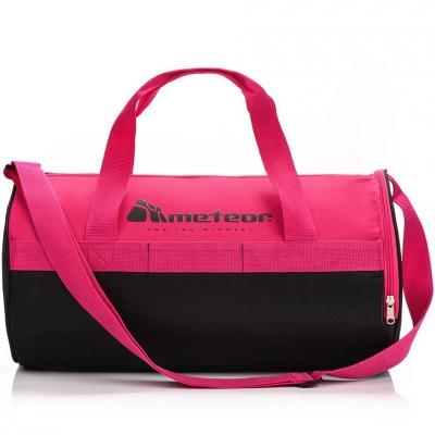 Geanta box Meteor Siggy 25L Fitness pink-black 74550