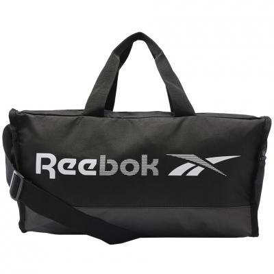 Geanta box Reebok Training Essentials Small black Grip FL5180