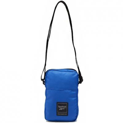 Geanta box Reebok Shoulder Workout City blue FQ5289