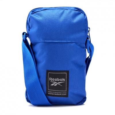 Geanta box Reebok Workout Ready City blue GC8729