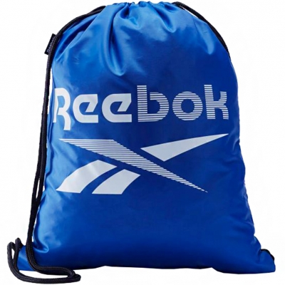 Reebok Training Essentials Gymsack blue FQ5516