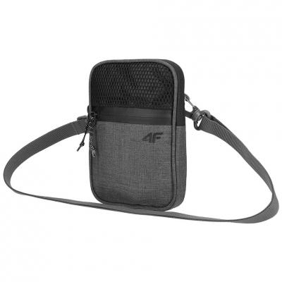 Geanta box Shoulder ? ? 4F dark gray melange H4L21 TRU001 23S