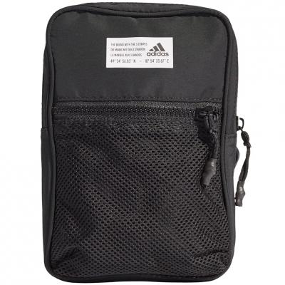 Geanta box Shoulder  ?? adidas Organizer Medium black GL0913