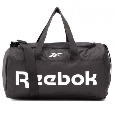 Geanta box Reebok Active Core Small Grip black and white GP0172