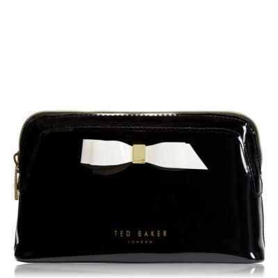 Geanta box Ted Baker Aubrie medium bowcos makeup