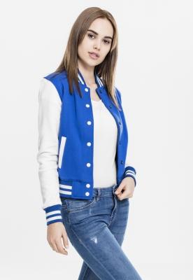 2-tone College Sweatjacket dama Urban Classics