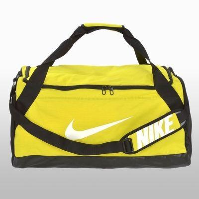 Geanta de sala galbena Nike Brasilia Medium Duffle Unisex adulti