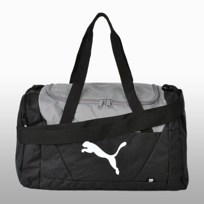 Genti de sala Puma Fundamentals Sports Bag Unisex adulti negru