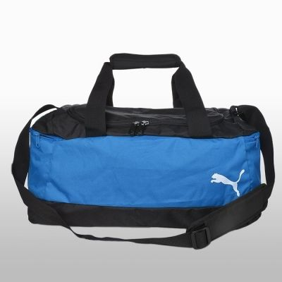 Geanta sala Puma Pro Training Ii Medium Bag Unisex albastru negru