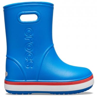 Gheata Gheata Crocs rain for Crocband Rain blue 205827 4KD copil copil