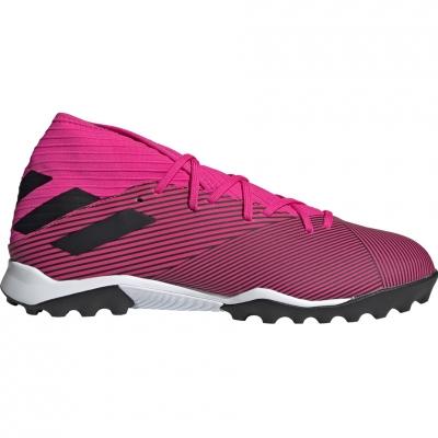 Gheata Minge Fotbal adidas Nemeziz 19.3 TF pink F34426
