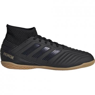 Gheata Minge Fotbal adidas Predator 19.3 IN black G25805 copil
