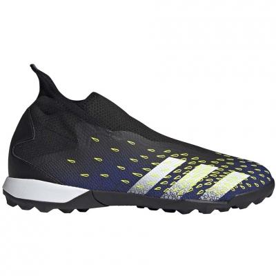 Gheata Minge Fotbal adidas Predator Freak.3 LL TF black and navy blue FY0619