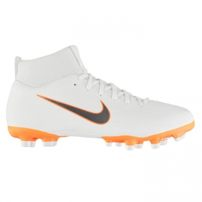 Gheata Minge Fotbal Nike Mercurial Superfly Academy DF FG copil
