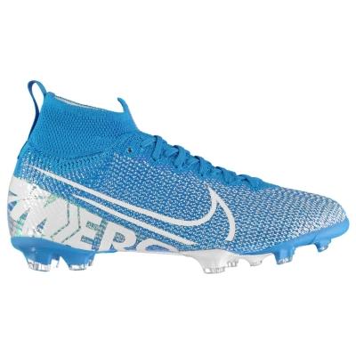 Gheata Minge Fotbal Nike Mercurial Superfly Elite DF FG copil