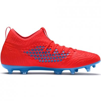 Gheata Minge Fotbal Puma Future 19.3 Netfit FG AG 105539 01