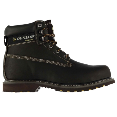 Sapca Gheata Dunlop Nevada Steel Toe Safety barbat