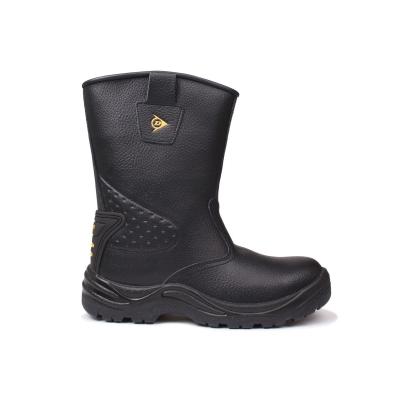 Sapca Gheata Dunlop Safety Rigger Steel Toe Safety barbat