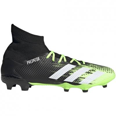 Gheata Minge Fotbal   adidas Predator 20.3 FG green-black EH2926