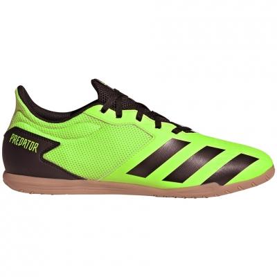 Gheata Minge Fotbal Adidas Predator 20.4 IN Sala green- black EH3005 Adidas