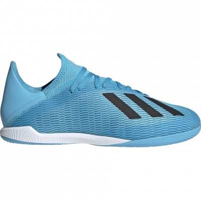 Gheata Minge Fotbal adidas X 19.3 IN blue F35371