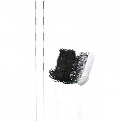 VOLLEY NET WITH NETEX NETTRA black SI0007