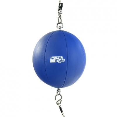 GRUSZKA BOXERSKA PROFIGHT 903 PVC BLUE WITH RUBBER