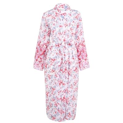 Nora Rose Floral Print Robe