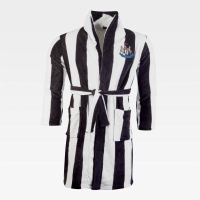 NUFC Striped Bathrobe copil