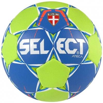 Handball Select Ateca 2 green-blue 16536 copil