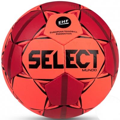 Handball Select Mundo 2 red-orange 10252
