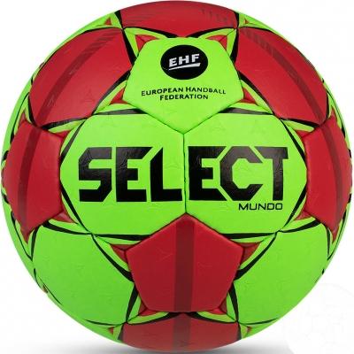 Handball Select Mundo Senior 3 2020 green-red 10136