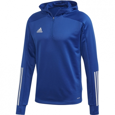 Hanorac Adidas Condivo 20 Track blue EK2959 adidas teamwear