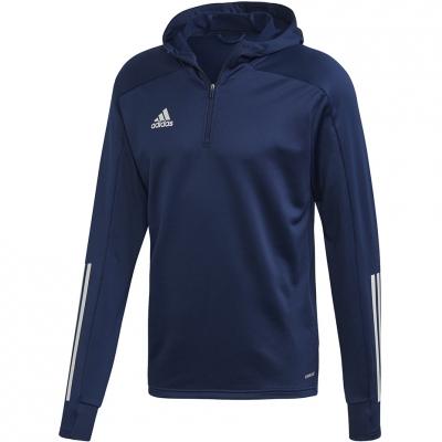 Hanorac Adidas Condivo 20 Track navy blue EK2961 adidas teamwear