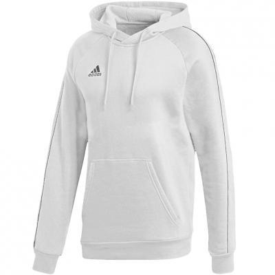 Hanorac Adidas Core 18 white FS1895 adidas teamwear