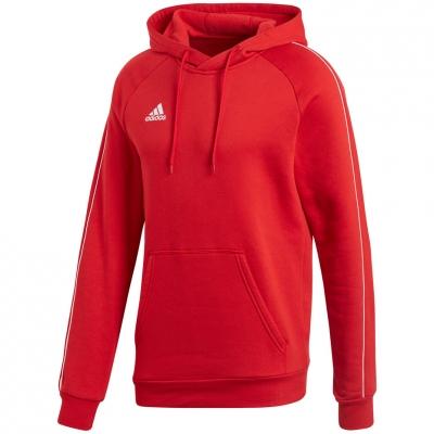 Hanorac Adidas Core 18 red CV3337 adidas teamwear