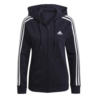 Bluza Hanorac adidas 3 Stripe Zip Track dama