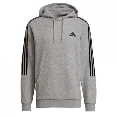 Hanorac Adidas Essentials gray GK9583 Adidas