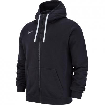 Hanorac Men's Nike FZ FLC TM Club 19 black AJ1313 010