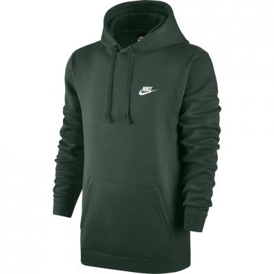 Hanorac Men's Nike M PO FLC Club green 804346 323