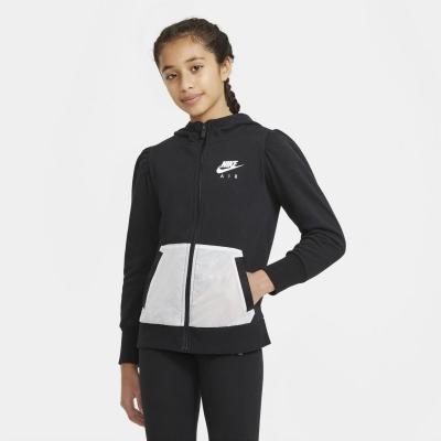Hanorac Bluza fermoar Nike Air copil fetita