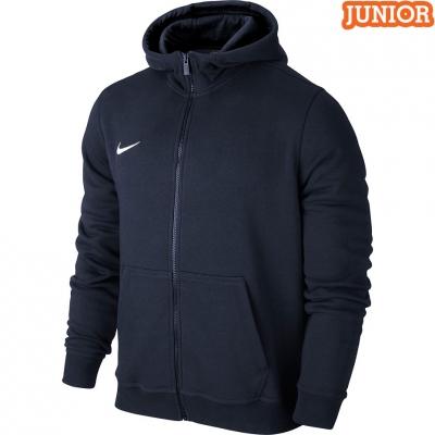 Bluza trening Hanorac Nike Team Club FZ / navy blue 658499 451