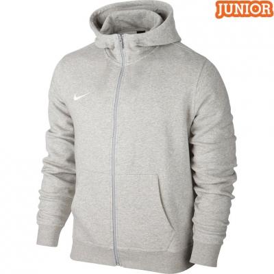 Bluza trening Hanorac Nike Team Club FZ gray 658499 050