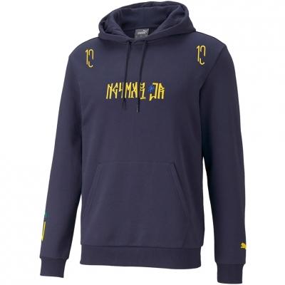 Hanorac Men's Puma Neymar JR Hero navy blue 605554 06