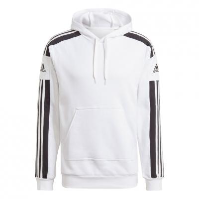 Hanorac Men's adidas Squadra 21 Sweat white GT6637 adidas teamwear