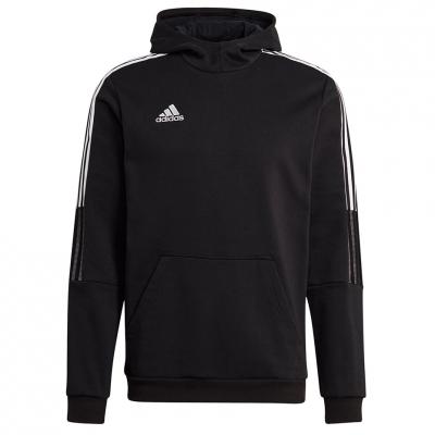 Hanorac Men's adidas Tiro 21 Sweat black GM7341 adidas teamwear