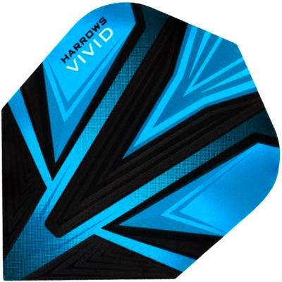 Harrows PiĂłrka Vivid blue 8001